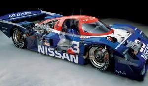 Nissan Race Car