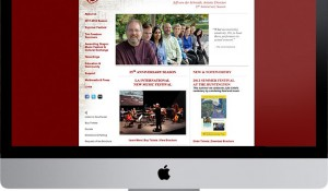 Southwest Chamber Music Website