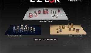 E-Z LOK Booth Exhibit